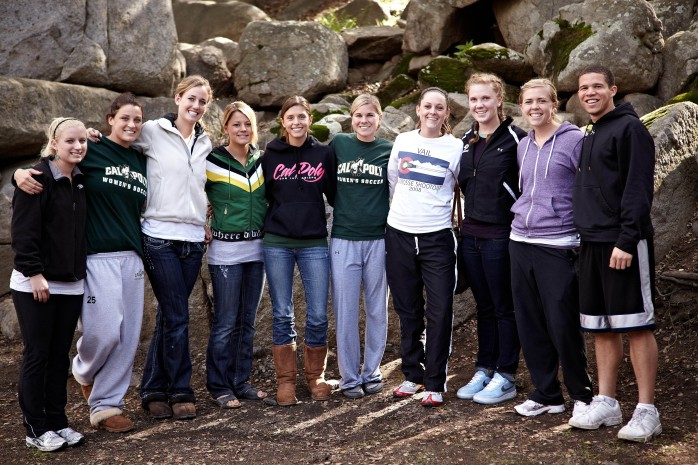 Cal Poly AIA Athletes