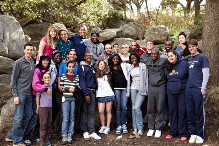 UC- Irvine AIA Athletes