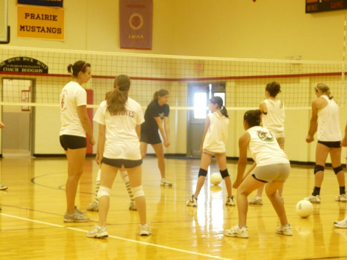 Volleyball Instruction