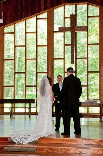 Pastoring Brett & Raquel's wedding
